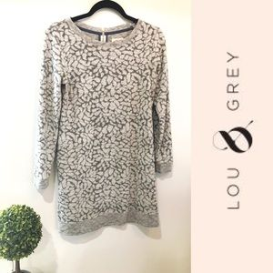 Lou & Grey: Sweater Dress